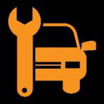 Picto réparation voiture